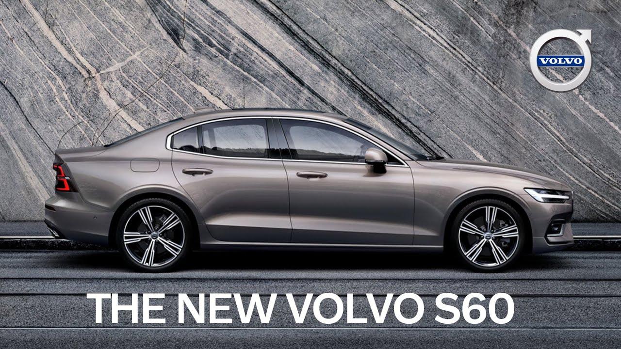 THE NEW VOLVO S60 わかっている人のボルボ
